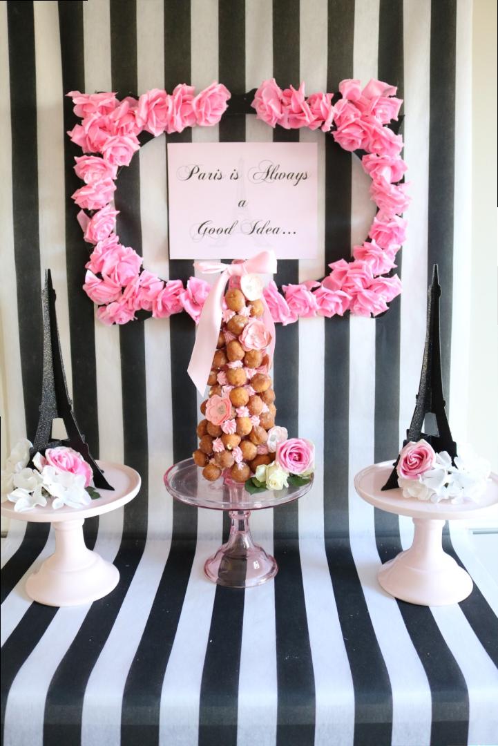 Fun365 Craft Party Wedding Classroom Ideas Inspiration Paris Themed Birthday Party Paris Birthday Theme Paris Theme Party