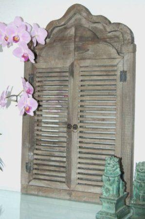Küche Im Shabby Look landhaus spiegel wandspiegel im shabby chic holz antik look