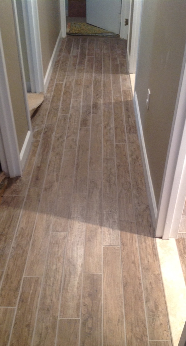 Briarwood Mocha Fauxwood Woodtile Thetileshop Light Wood Floors Wood Look Tile Flooring