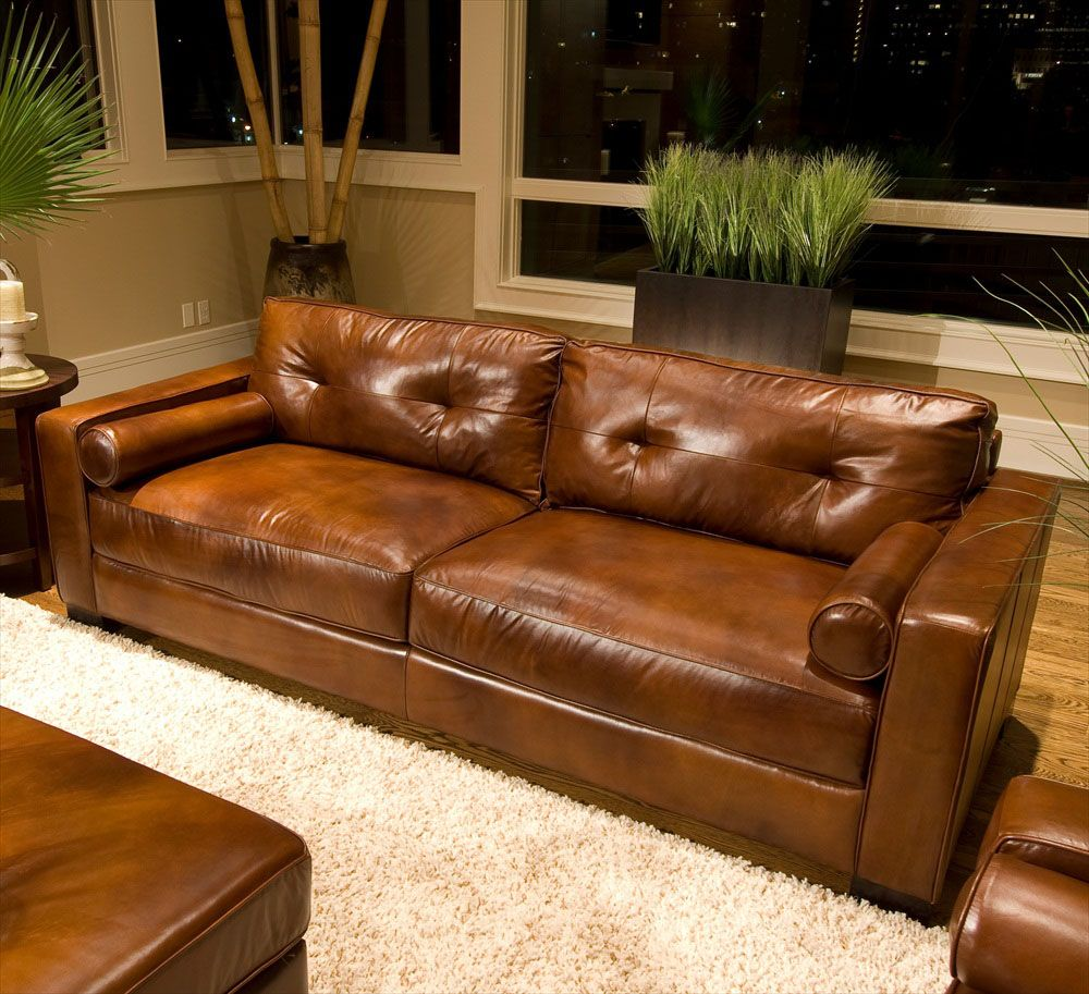 Rust Plus Light Rug Sectional Sofa With Recliner Couch Rustic Colors Leather Furniture
