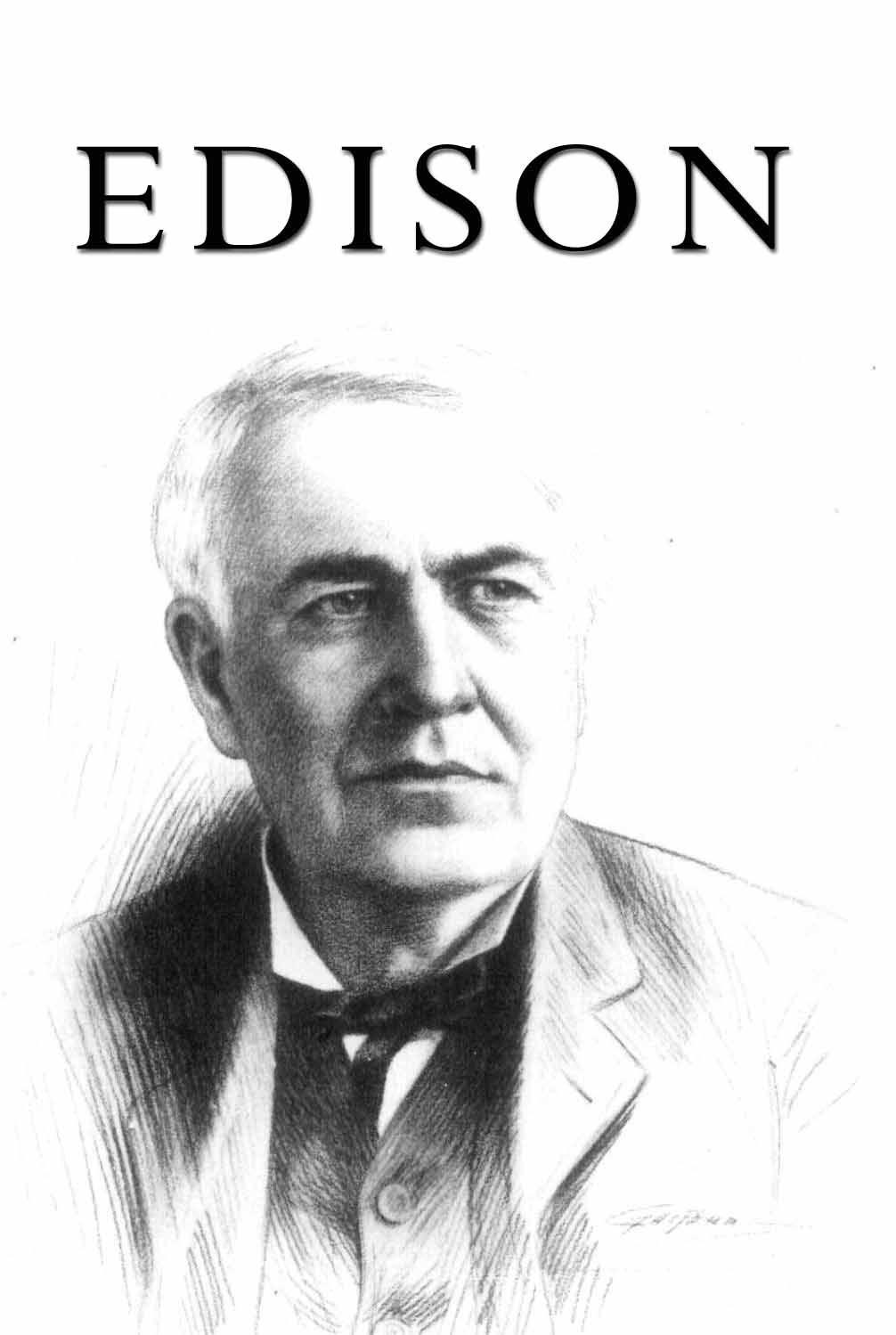 Thomas Edison Z Replik Pierwszej Lampy Thomas Edison Principios De