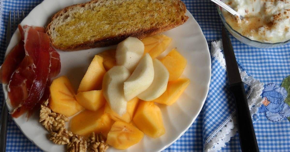 Desayuno Saludable Para Cada Mañana Receta De Pensamiento Receta Desayuno Saludable Desayuno Recetas Desayuno