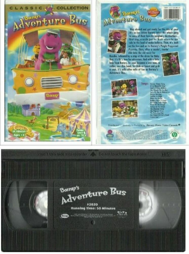 Details about Barney's Great Adventure THE First MOVIE