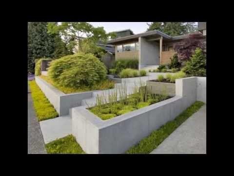 Garden Wall Design Ideas | Garden Brick Wall Design Ideas