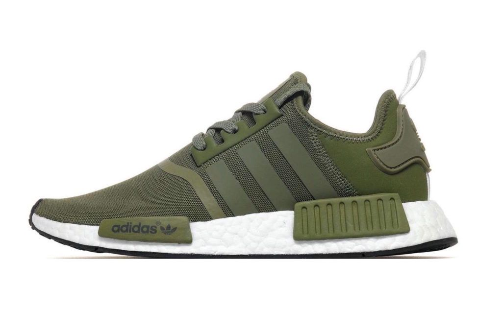 adidas Originals NMD R1 x JD Sports UK Exclusive 'Green