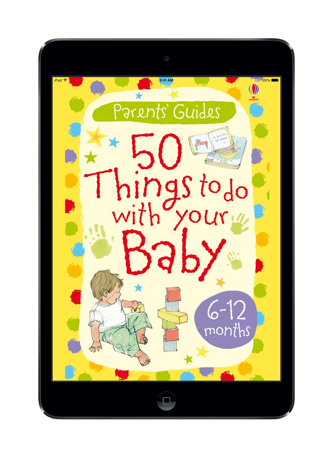 Usborne Parent's Guides 50 Things to do with your Baby, 6