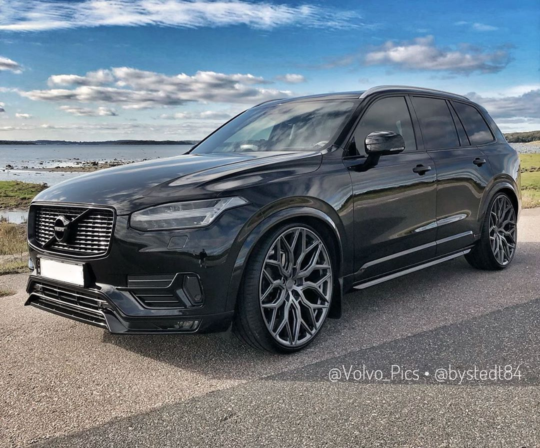 Volvo Norway 64000 Followers Op Instagram Just Perfect As It Can Get I Will Say That This Is A Well Done Xc90 Perfect For My T Volvo Suv Volvo Volvo Cars