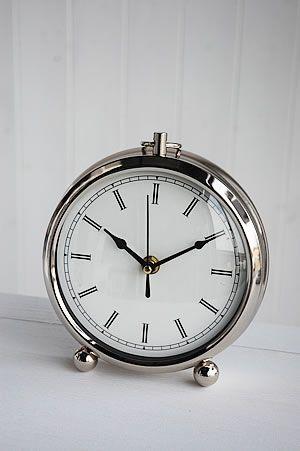 24 Chromium (small chrome clock) Accessoires, Decoration