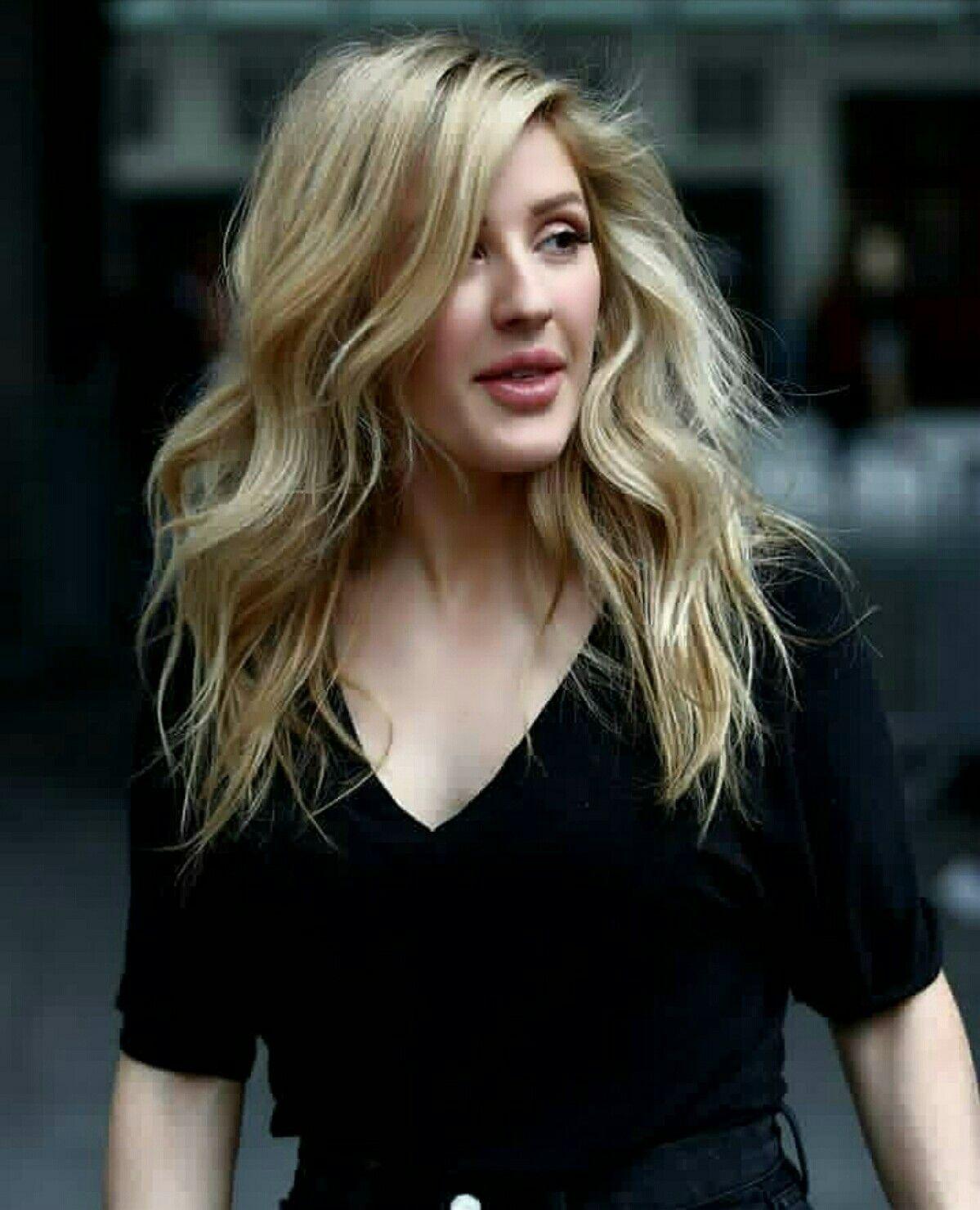 Ellie Goulding So Beautiful Girl Crushes Ellie Goulding