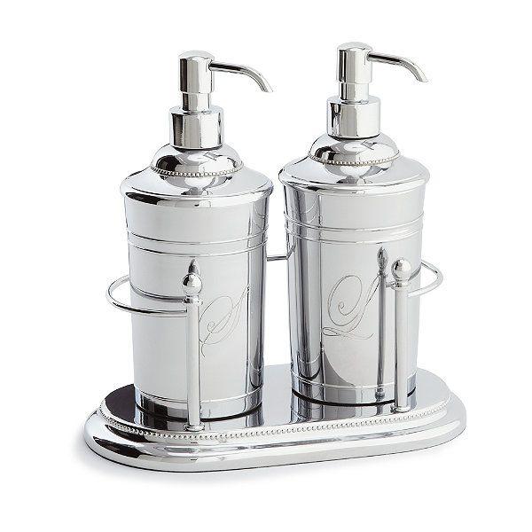 Maison Soap Lotion And Tray Set Soap Pump Dispenser Frontgate Soap