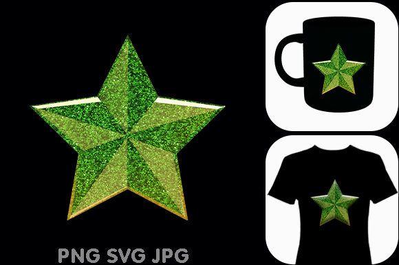 Green Star Icon Sticker Design Element Free Image By Rawpixel Com Katie Sticker Design Design Element Free Illustrations