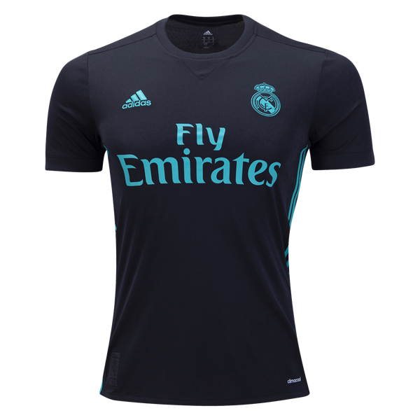 17 18 adidas Real Madrid Away Jersey  c807187bed7f1
