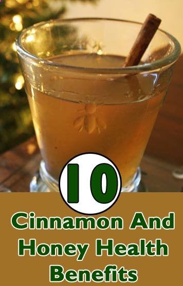 Cinnamon And Honey Health Benefits