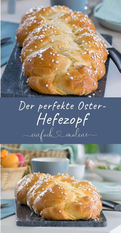 Der perfekte Hefezopf - so bereitest du den Heteig bereits am Vorabend zu #meals