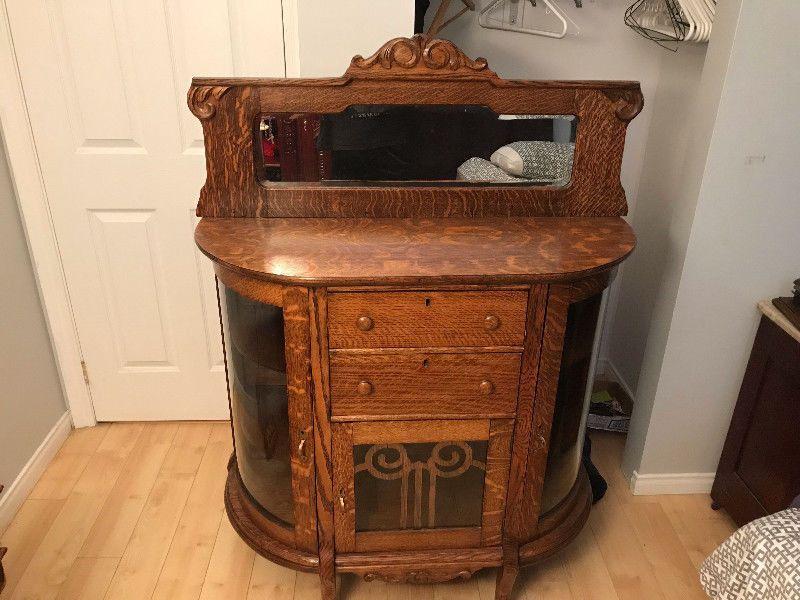 Antique Buffet Vaisselier Rare | Art et objets de collection ...