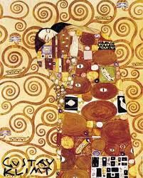 Gustav Klimts Embrace...love this one as much as The Kiss :o) ;o) :o)