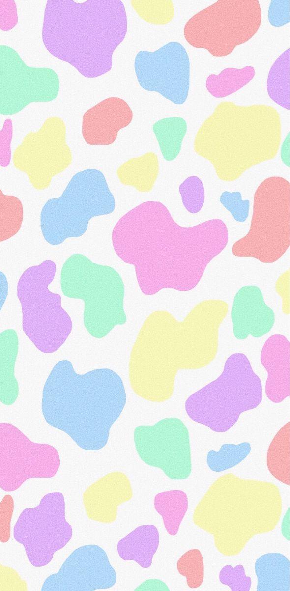 Wallpaper In 2020 Cow Print Wallpaper Cow Wallpaper Cute Patterns Wallpaper
