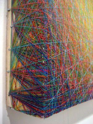Draadjeskunst - Goed idee voor een groepskunstwerk