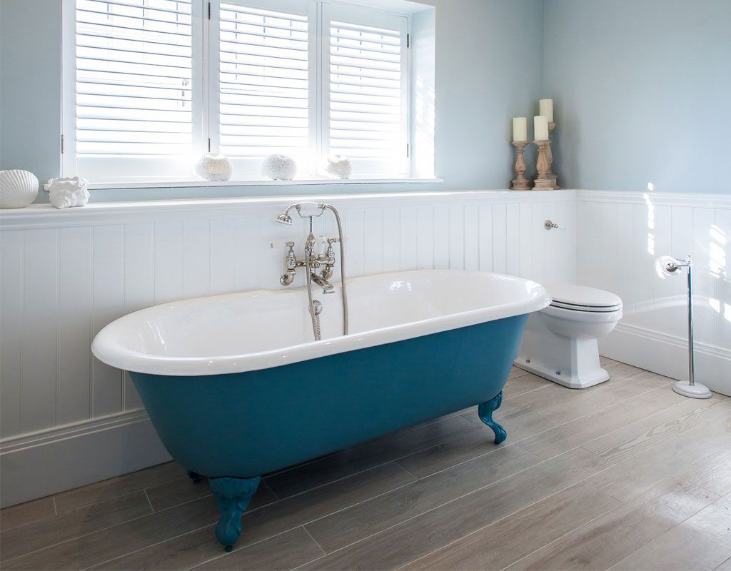 The Winchester Freestanding Bath | Freestanding bath, Winchester and ...