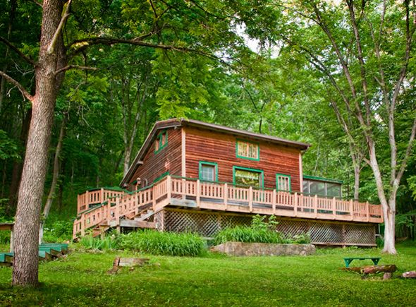 The Hillside Cabin | Candlewood Cabins