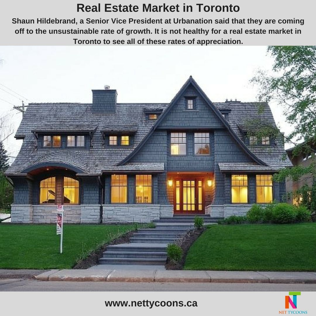 Condo prices in toronto may slow down real estate