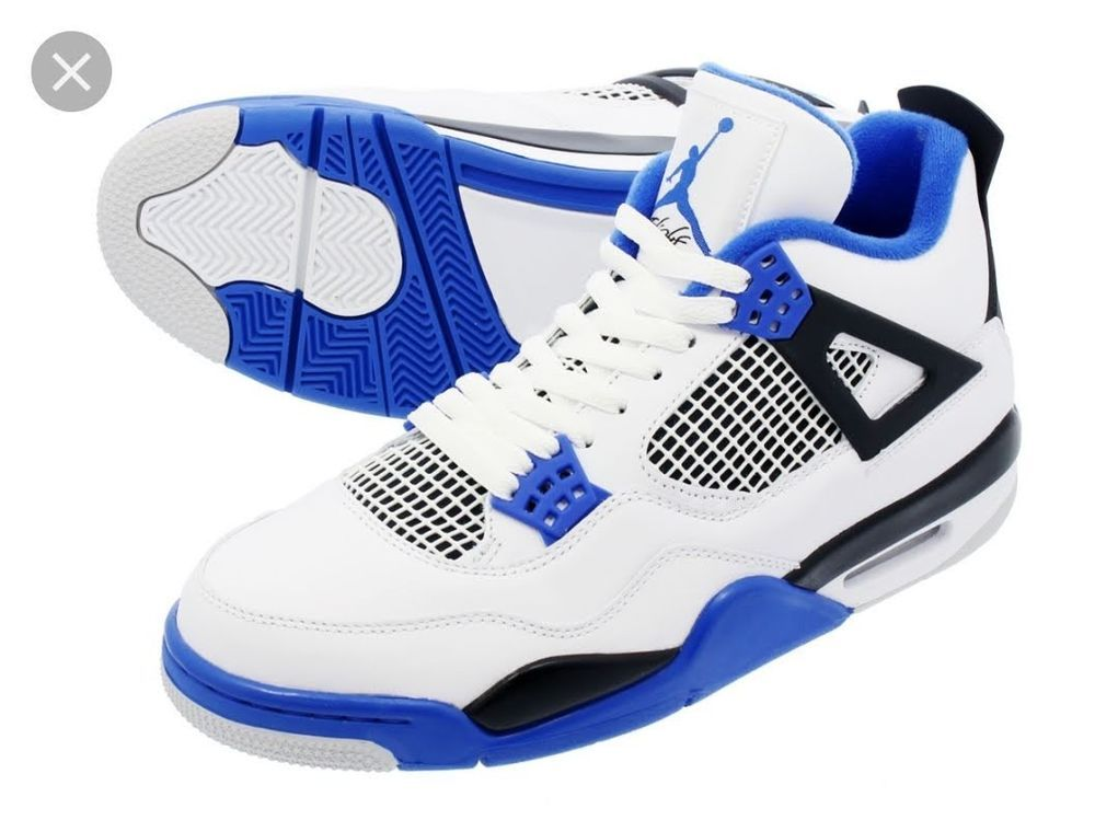 1b4da2e6f8997 Nike Air Jordan 4 Retro Motor Sport #fashion #clothing #shoes ...