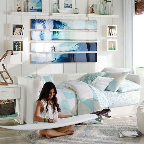 Asurferdreams Surfing Posts Idee Deco Mur Chambre Deco Chambre