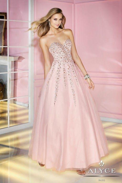 Vestidos para Fiesta de 15 años 2015 | Vestidos Estilo Princesa | 15 ...
