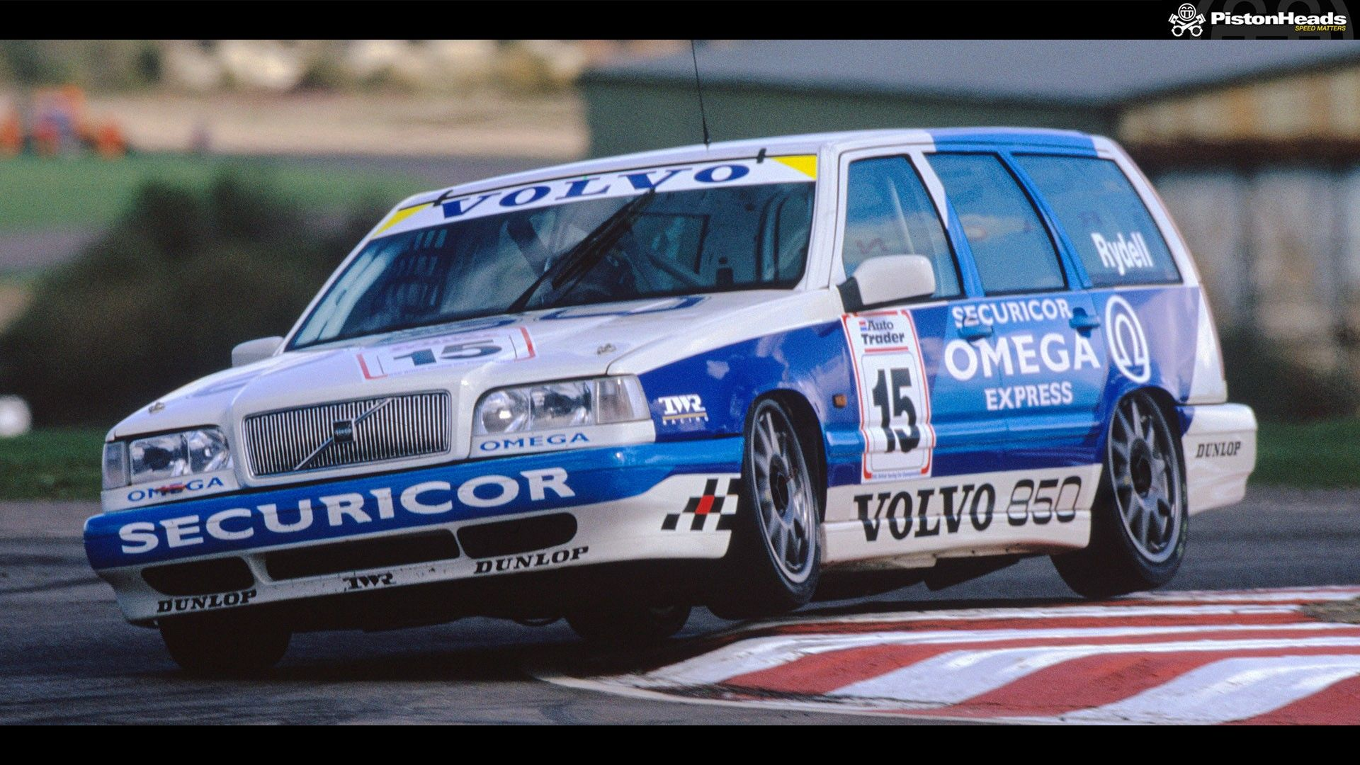 Re Pic Of The Week Volvo 850 Btcc Page 1 General Gassing
