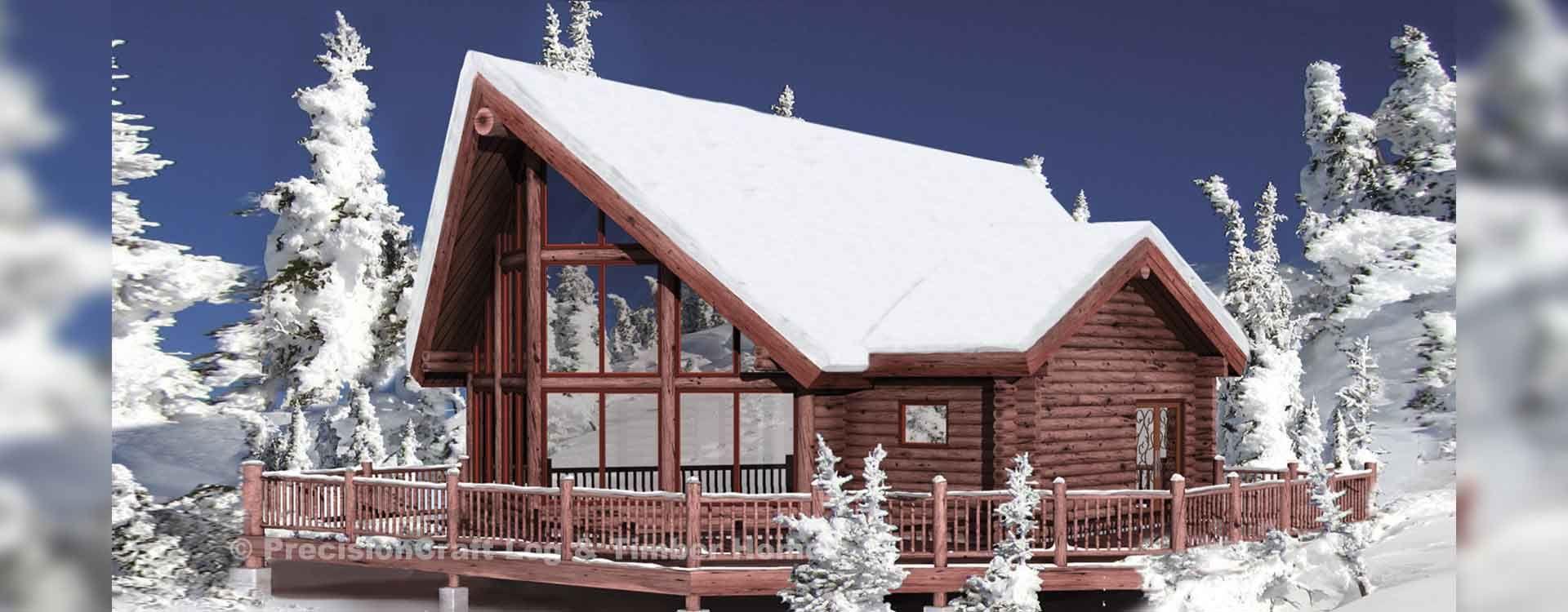 Yellowstone Log Home Plan Log Home Floor Plans Log Cabin Homes