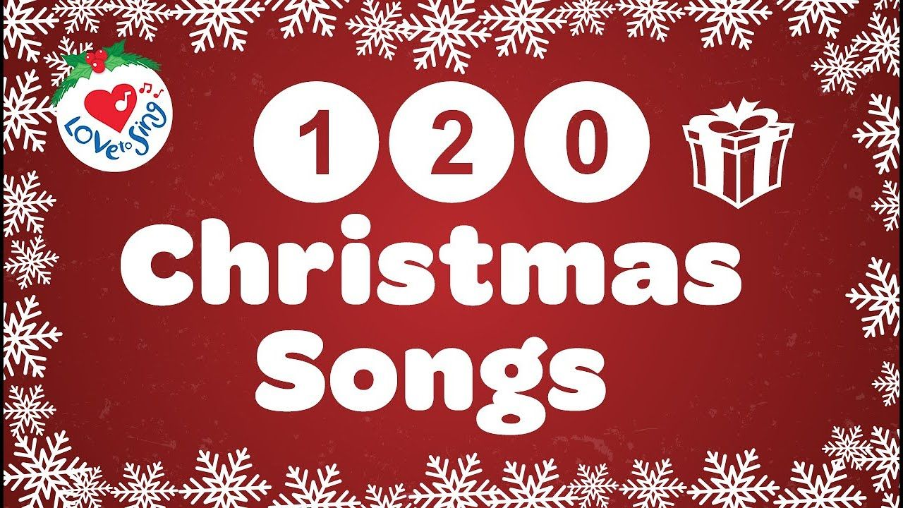 120 Top Christmas Songs and Carols Best Ever Christmas