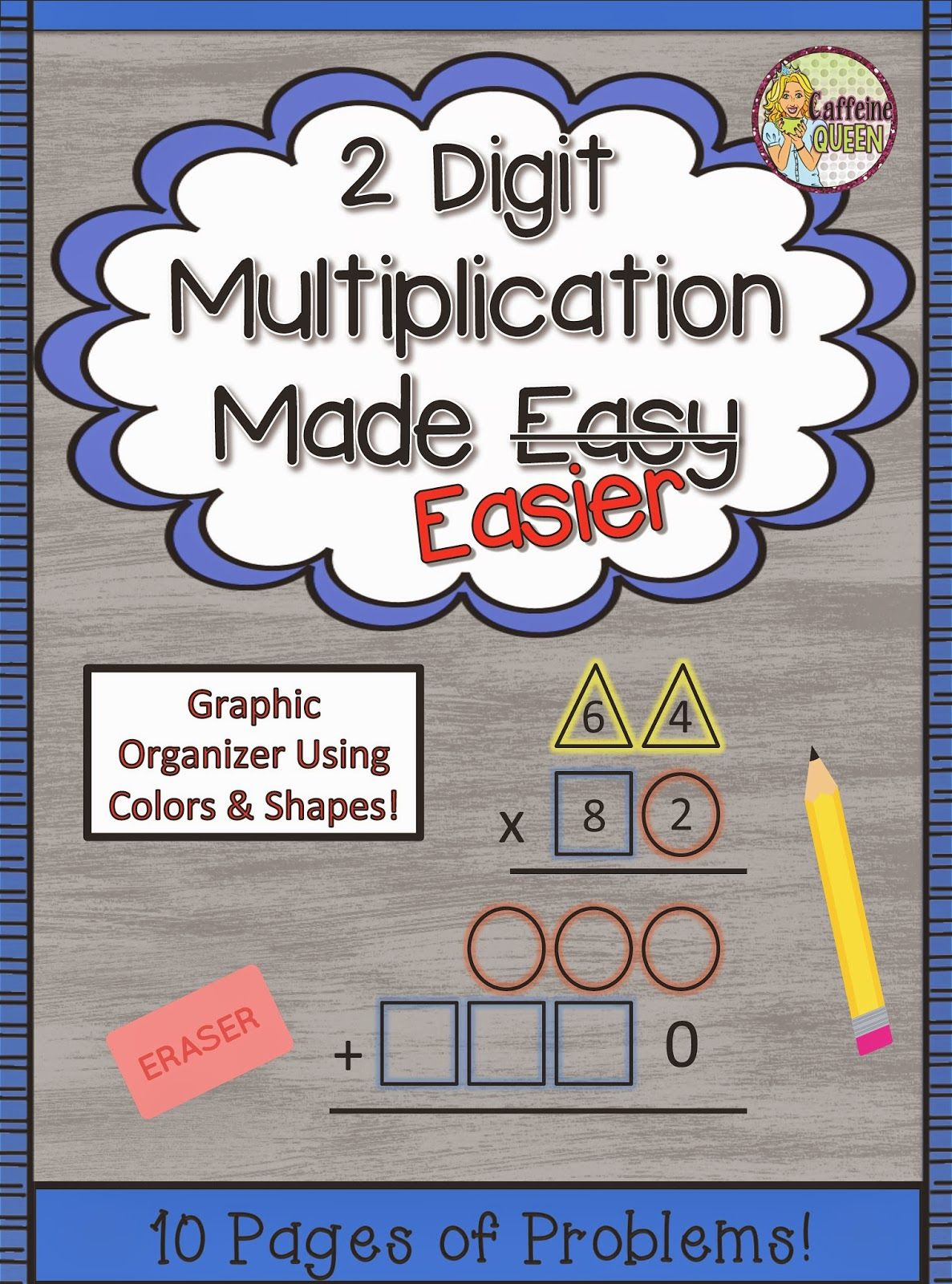 Multiplication Made Easier With Images