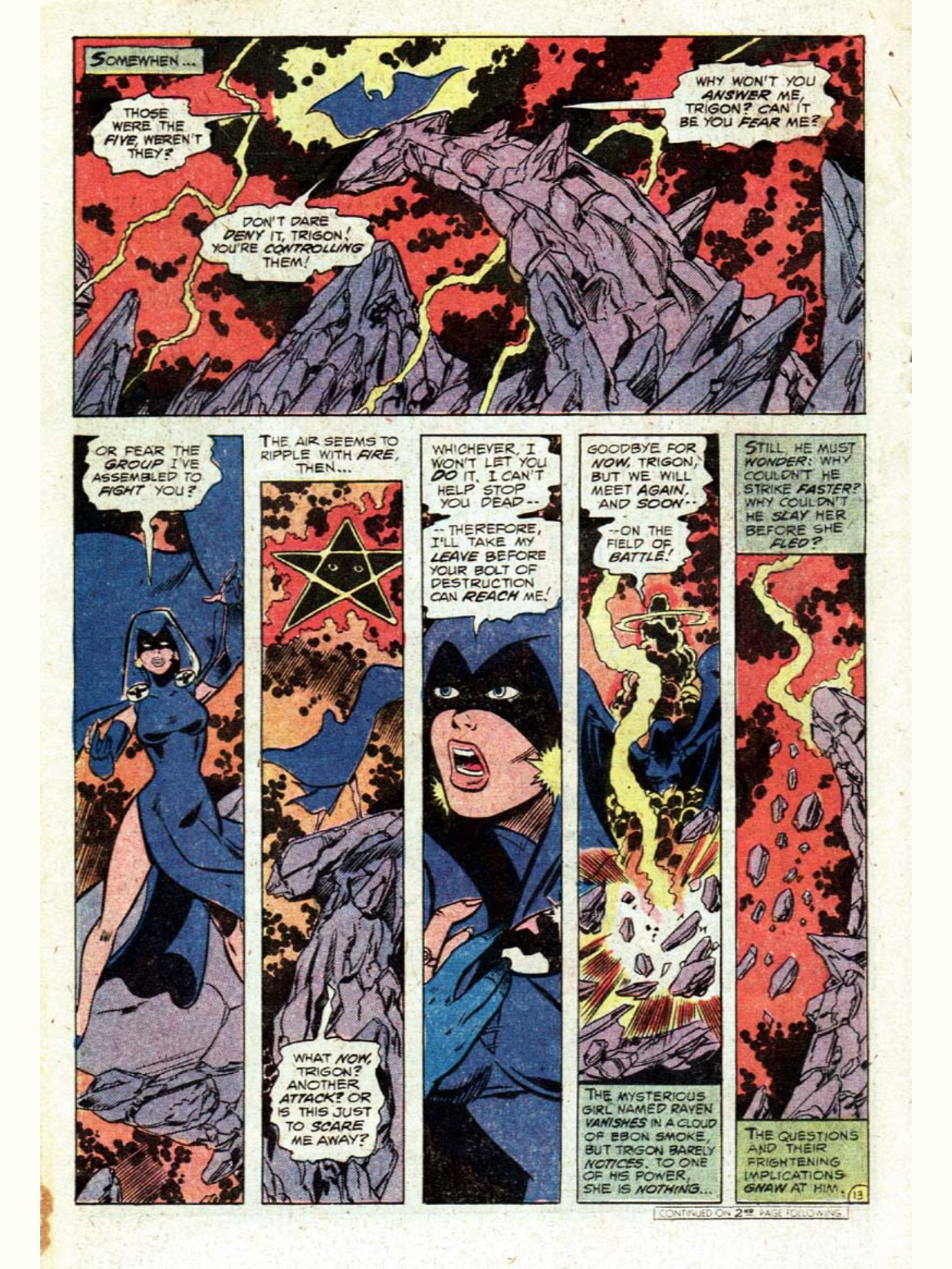 TALES OF NEW TEEN TITANS #48 NEAR MINT 1980