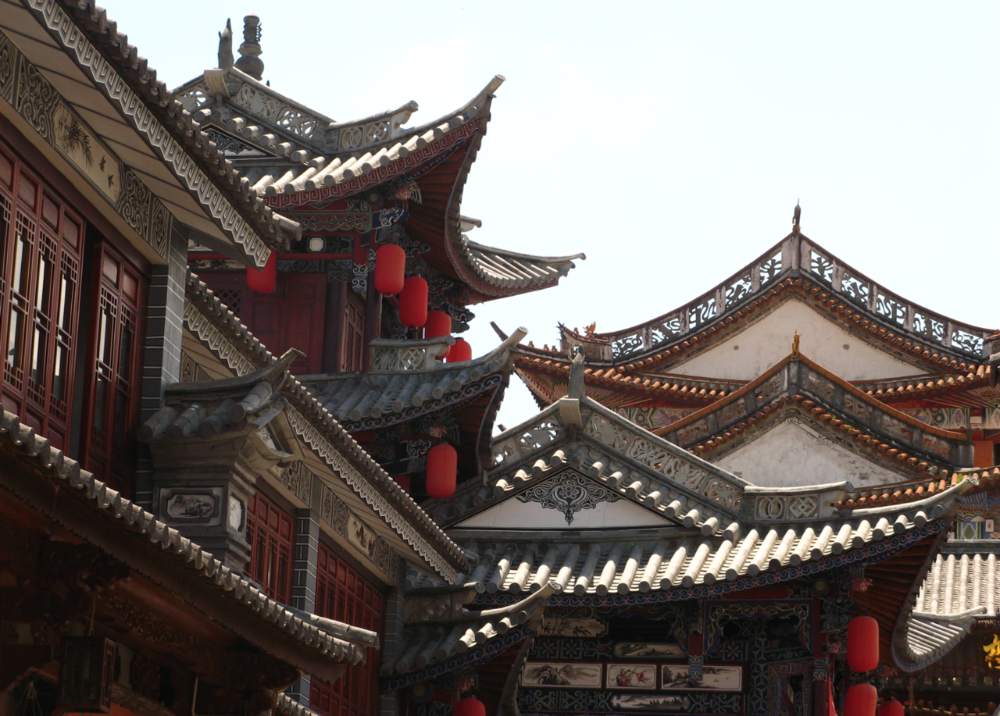 Yunnan Province, China in 2020 China architecture, Asian