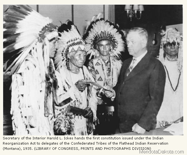June 2, 1924 - All Indians are designated citizens by legislation ...