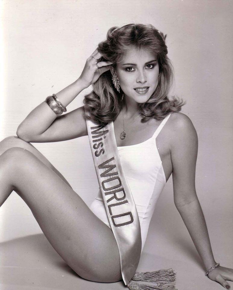 NUESTRA  PILIN LEON.-      Carmen Josefina León Crespo nació en Maracay, estado Aragua el 19 de mayo de 1963, es una ex-modelo, empresaria, columnista y reina de belleza, Miss World 1981.                         11212656_10152724492786682_1808020889045117758_o.jpg (773×960)