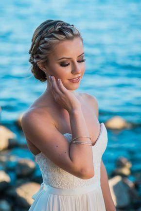 28 Gorgeous Beach Wedding Hairstylesfrom Real Des