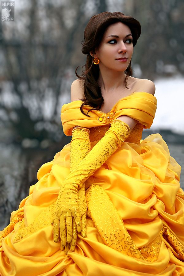 Princess Belle By Ryoko Demon On Deviantart Cosplay To The Max