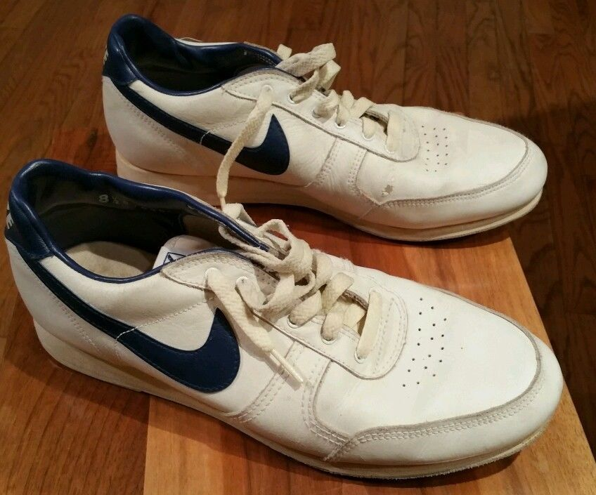 big sale so cheap closer at Rare Vintage Nike X white Bowling Shoes Adult Size 8.5 #nike ...