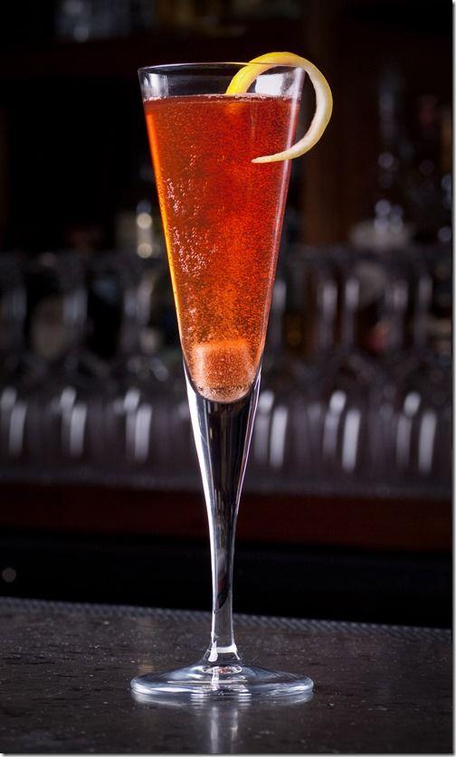 Angostura Champagne Cocktail Recipe