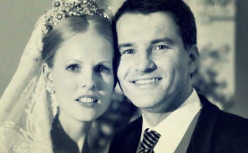 Miss Honoria Glossop Wedding Of Duchess Elisabeth In Bavaria And Daniel Terberger 2003 Bodas Reales Princesas Bodas