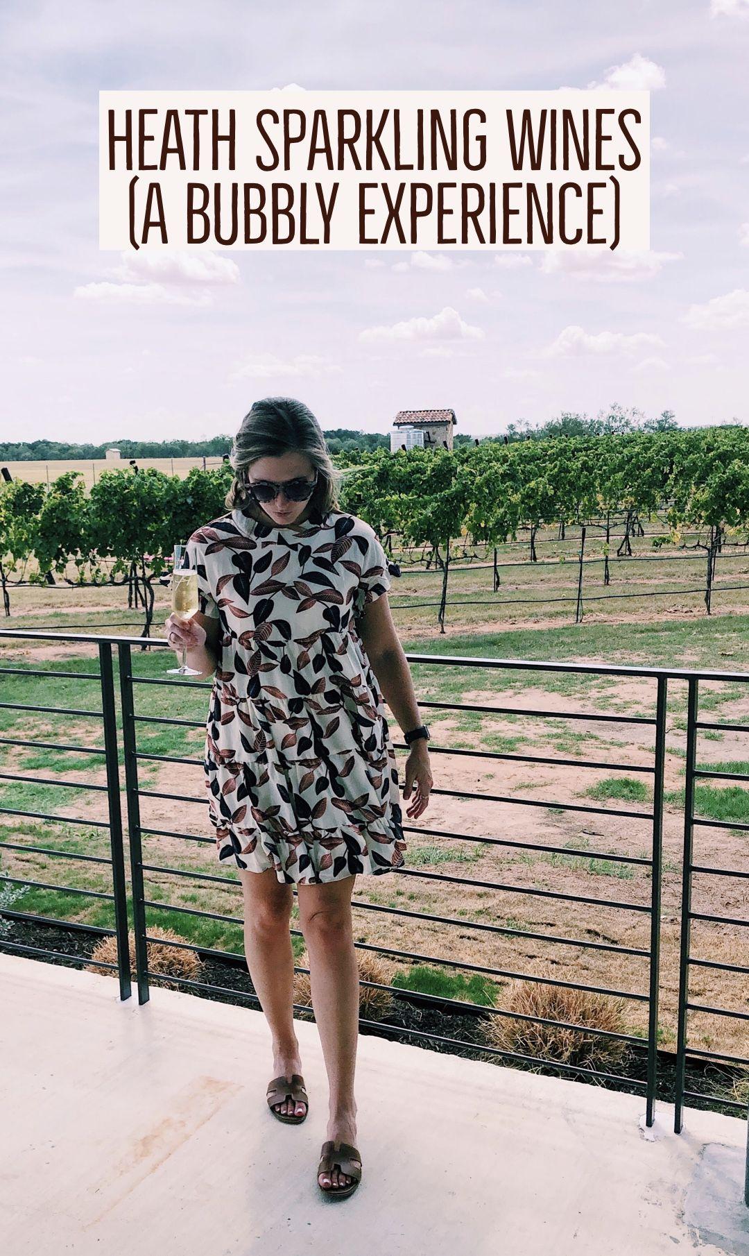 Heath Sparkling Wines In Fredericksburg Tx With Images Fredericksburg Wineries Fredericksburg Girls Trip
