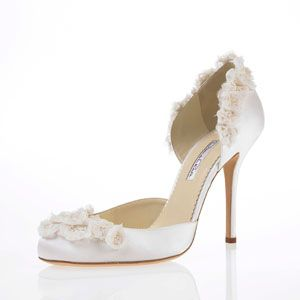 20 Designer Wedding Shoes You Can Dance In