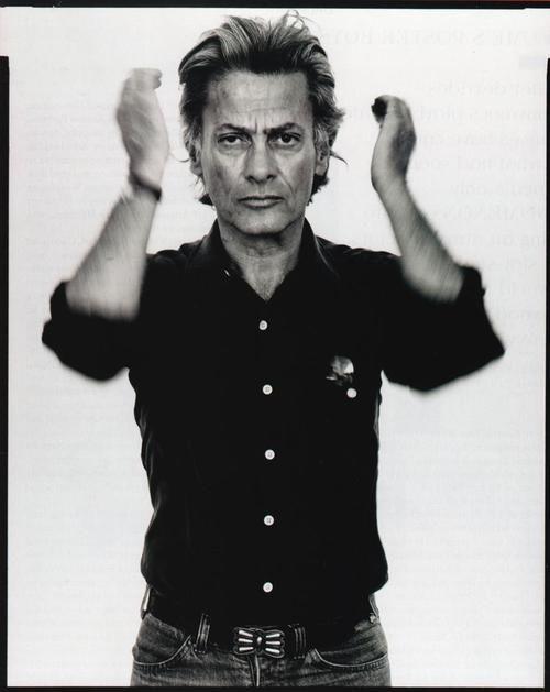 Richard Avedon, Self-Portrait