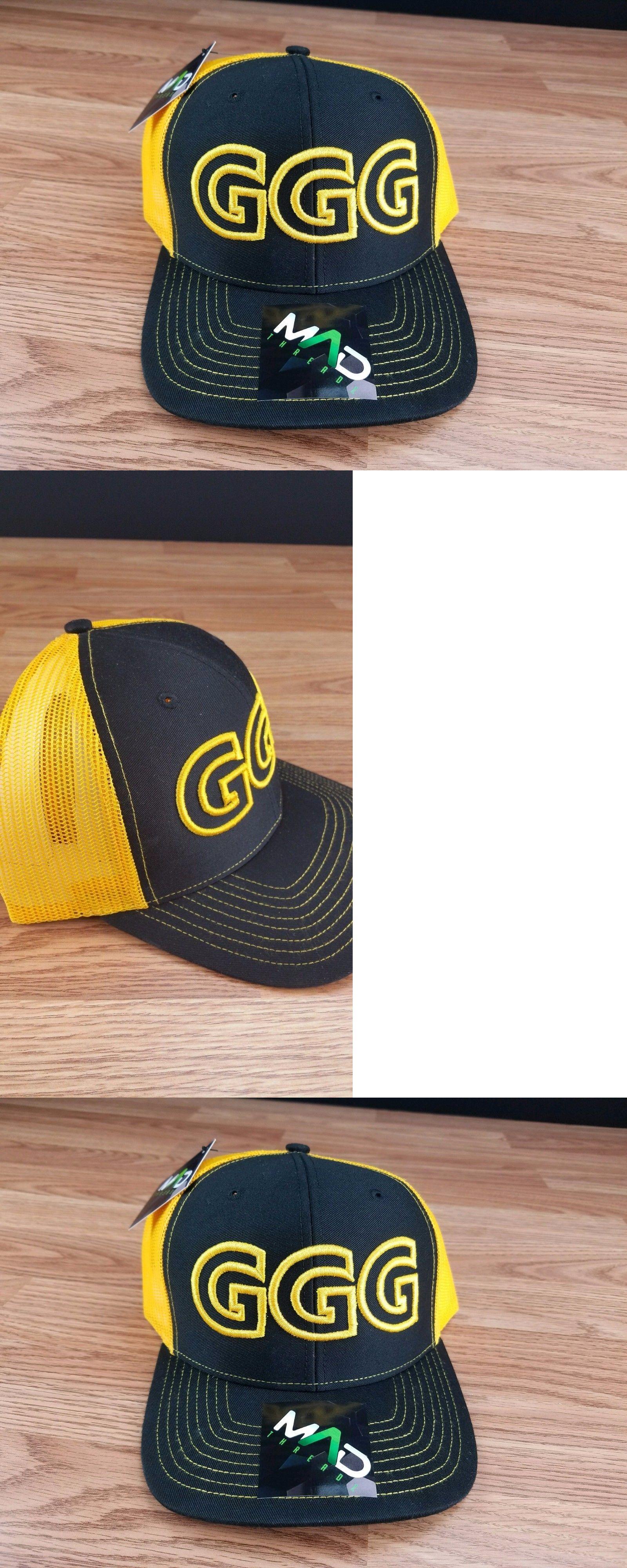 05a054dd7cf033 Headbands and Hats 179769: Ggg Canelo Alvarez Golovkin Boxing Hat Boxer  Champion Snapback Cap Hat