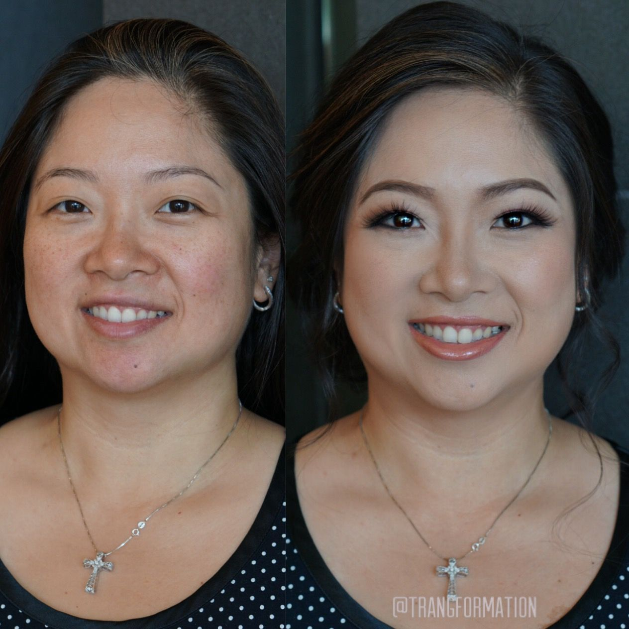 korean makeup before and after saubhaya makeup
