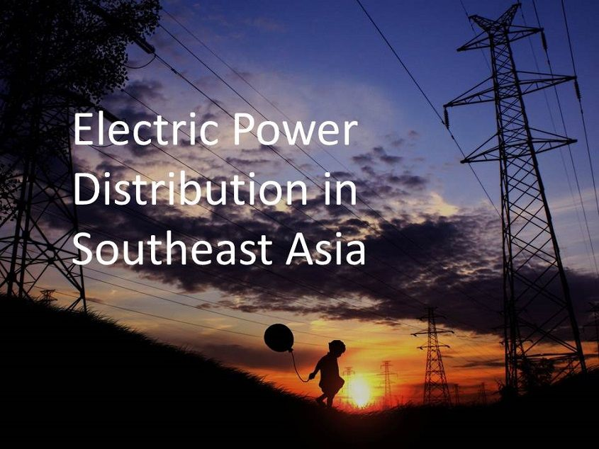A Case for Distributed Power Systems in Southeast Asia