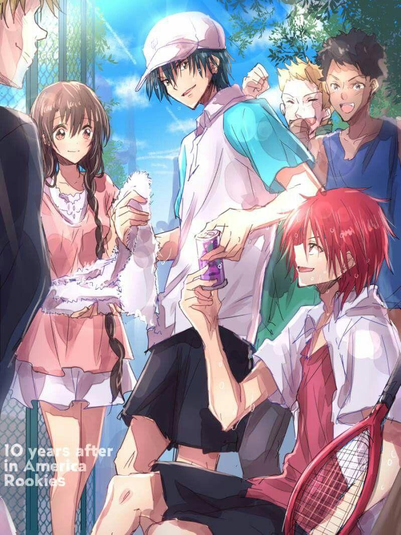 After 10 Years Sakuno Looks So Beautiful Anime Hinh ảnh Hoạt Hinh