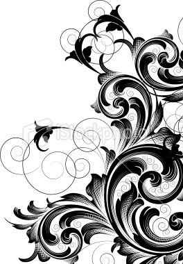 Filigree Clip Art | Search for stock photos, illustrations, video ...