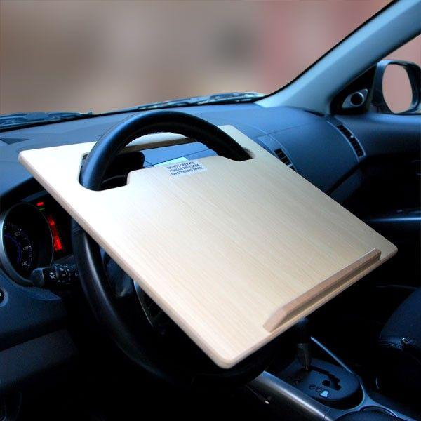 Moebel Selber Bauen Camper: KMW Specialties Steering Wheel Desk, Notebook Size